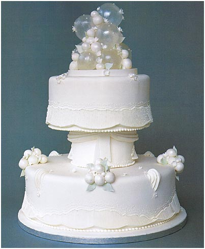 Wedding Cake Art And Design By Toba Garrett : Toba Garrett
